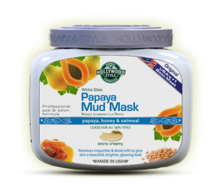 papaya mud mask