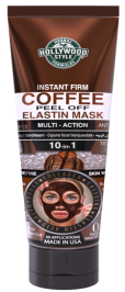 Coffee Elastin Peel Mask